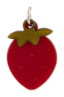 ANNA LOU Strawberry charm