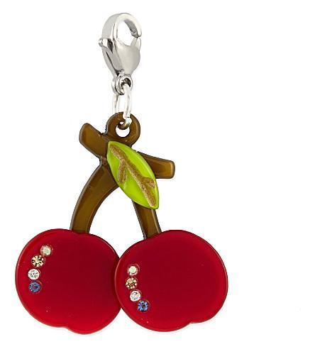 ANNA LOU Cherry charm (Acryllic
