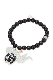 JACQUES + SIENNA Enamel bead bracelet