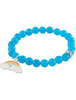 JACQUES + SIENNA Dream enamel bead bracelet