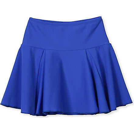 AGNES VALENTINE Swim skirt 4-14 years (Cobalt