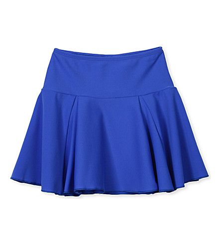 AGNES VALENTINE Swim skirt 4-14 years (Cobalt