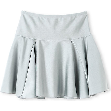 AGNES VALENTINE Swim skirt 4-14 years (Silver