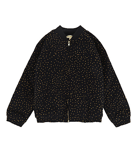 SOFT GALLERY Dagny dot print jacket 4-14 years (Aop+dotties