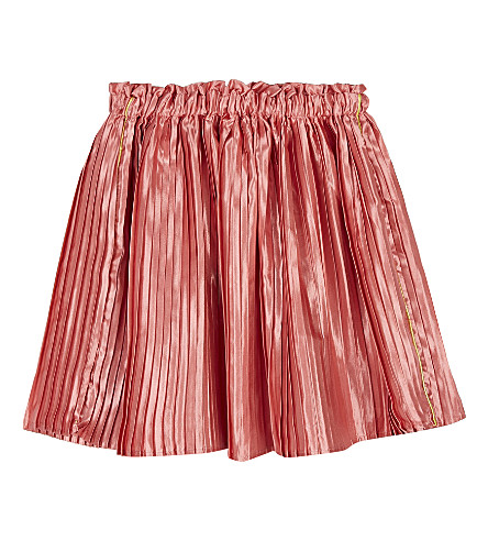 SOFT GALLERY Mandy pleated skirt 4-14 years (Crab+apple