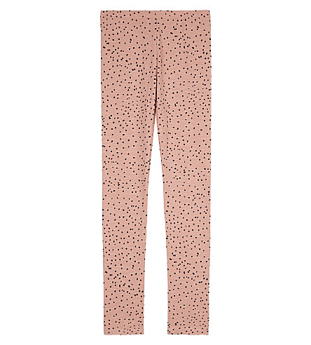 SOFT GALLERY Paula spotted leggings 4-10 years (Aop+dotties