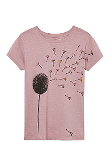SOFT GALLERY Dandelion-print t-shirt 2-14 years