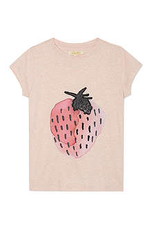 SOFT GALLERY Strawberry t-shirt 2-14 years