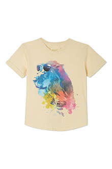 SOFT GALLERY Norman lion t-shirt 2-14 years