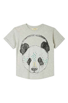 SOFT GALLERY Norman panda t-shirt 2-14 years