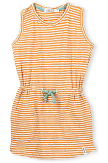 INDIKIDUAL Striped cotton dress 2-7 years