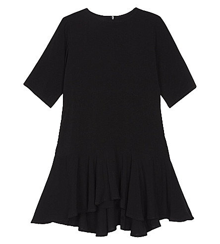 LITTLE REMIX Rion frilled dress 6-14 years (Black