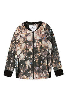 LITTLE REMIX Mars pixelated silk jacket 4-16 years
