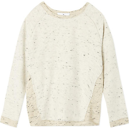 LITTLE REMIX Sweatshirt 4-16 years (Natural/raw