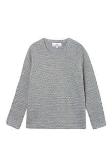 LITTLE REMIX Knitted wool jumper 4-16 years