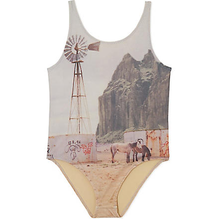POP UP SHOP Desert swimming costume 1-10 years (Multi