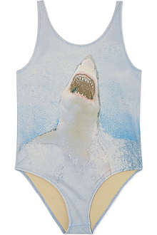 POP UP SHOP Shark swimming costume 1-10 years