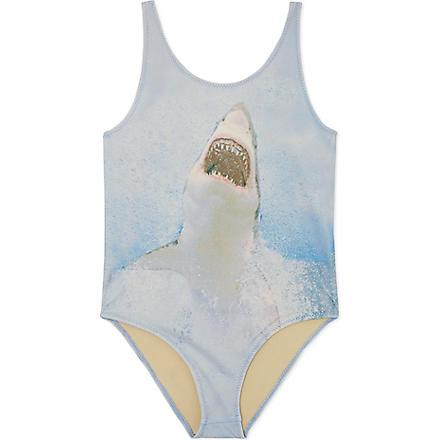POP UP SHOP Shark swimming costume 1-10 years (Multi