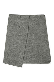 RIKA Boiled wool Calle skirt XS-L