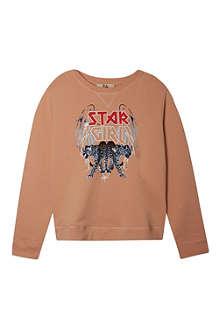 RIKA Elsa N star girl sweater XS-L