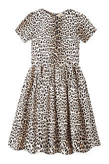 RIKA Julianne panther print dress XS-L