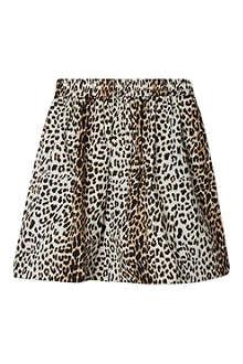 RIKA Tilda panther print skirt XS-L