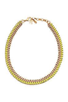 JOHN & PEARL Parralax simple necklace