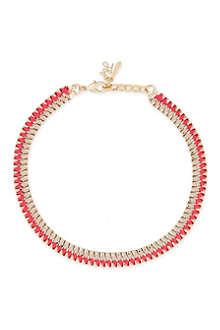 JOHN & PEARL Parralax necklace