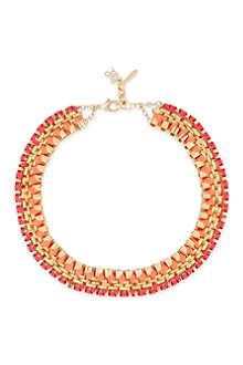 JOHN & PEARL Navojoa chunky necklace