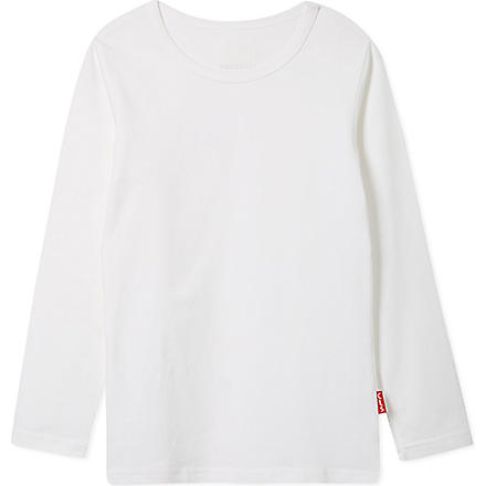 CLAESENS Crew neck t-shirt 2-15 years (White