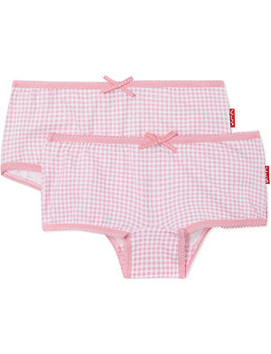 CLAESENS Boxers twin pack 2-15 years
