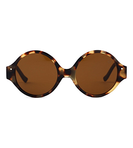 VERY FRENCH GANGSTERS Very boss solaire shell sunglasses