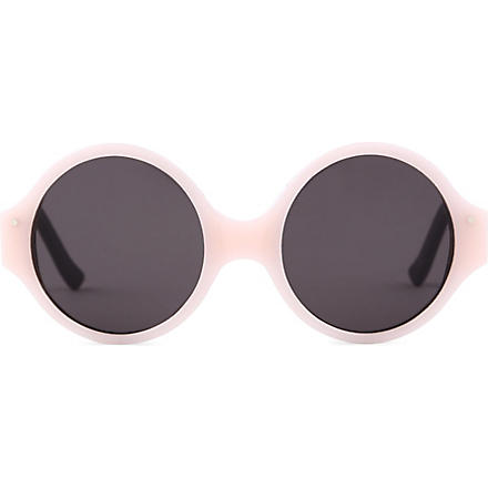 VERY FRENCH GANGSTERS Very Boss Solaire pink sunglasses