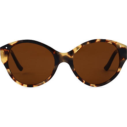 VERY FRENCH GANGSTERS Very Boss 2 solaire shell sunglasses