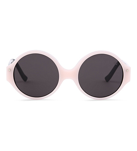 VERY FRENCH GANGSTERS Very Boss Solaire pink sunglasses 3-6 years