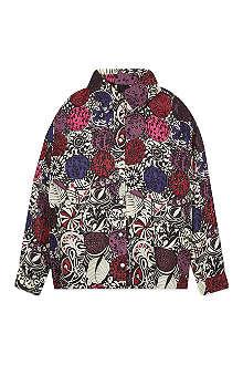 CHILD-ISH Liberty print silk shirt 2-10 years