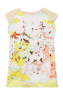 ANNE KURRIS Bambi print dress 2-12 years