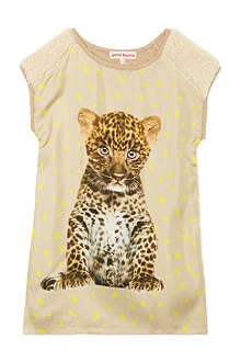ANNE KURRIS Leopard dress 2-12 years