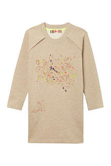 ANNE KURRIS Embroidered Bambi dress 2-12 years