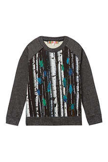 ANNE KURRIS Metal bug sweatshirt 2-12 years