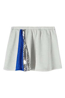 ANNE KURRIS Silver sequin skirt 2-12 years
