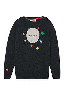 TOOTSA MACGINTY Moon and stars jumper 2-8 years