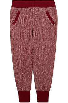 TOOTSA MACGINTY Marled jogging bottoms 2-8 years