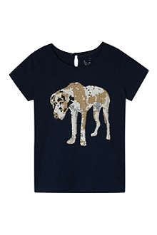 EMMA LEVINE Great Dane t-shirt 2-10 years