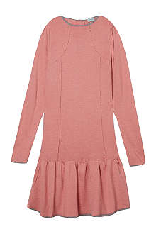 MINI A TURE Classic fine knit dress 2-8 years