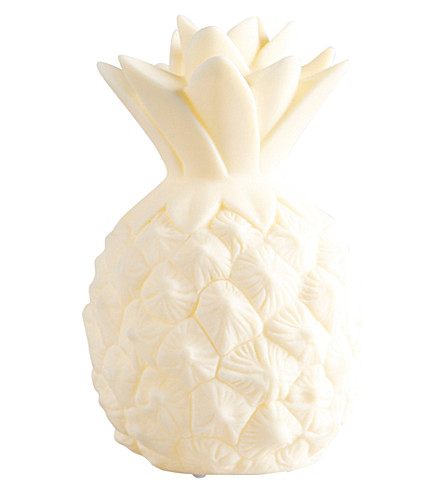 A LITTLE LOVELY COMPANY Mini pineapple light