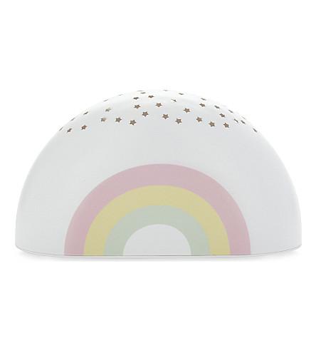 A LITTLE LOVELY COMPANY Rainbow projector light (Rainbow
