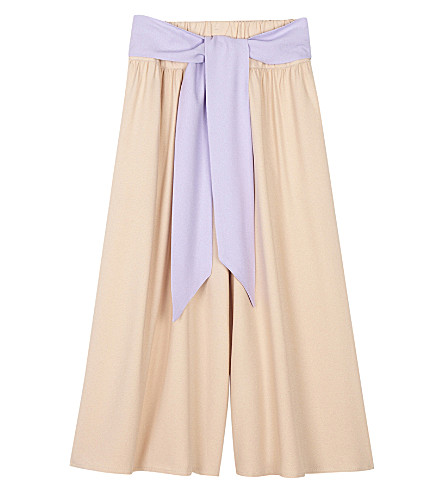 RASPBERRY PLUM Sonny culottes 3-10 years (Nude