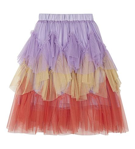 RASPBERRY PLUM Luciele tulle skirt 3-10 years (Multi