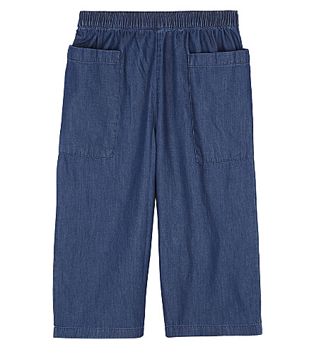 TINY COTTONS Denim culottes 4-10 years (Denim